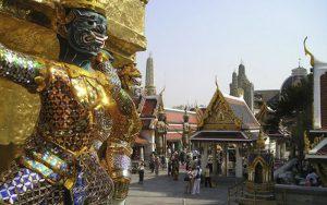 Bangkok sightseeing service